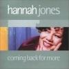 Hannah Jones - Coming Back For More (2000)