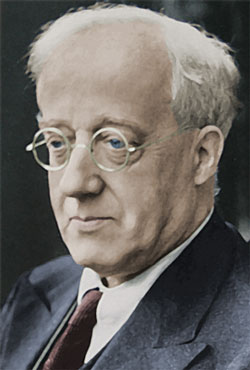 a biography of gustav theodore holst